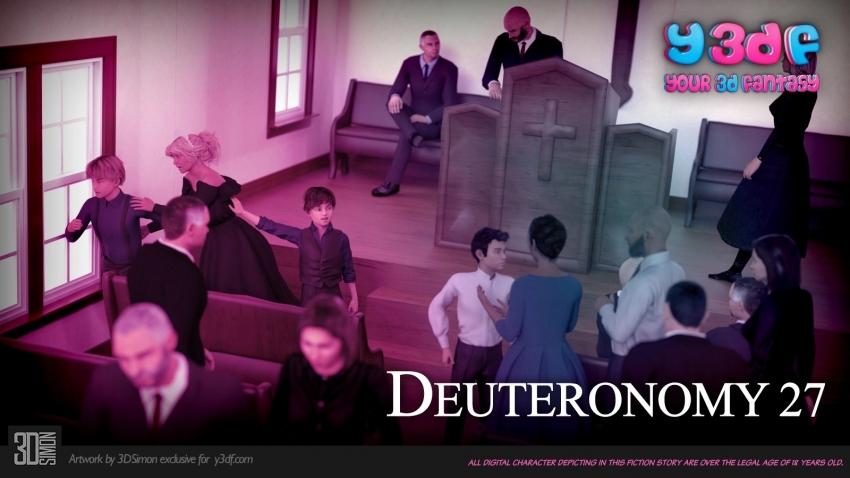 Y3DF- Deuteronomy 27 (Español)