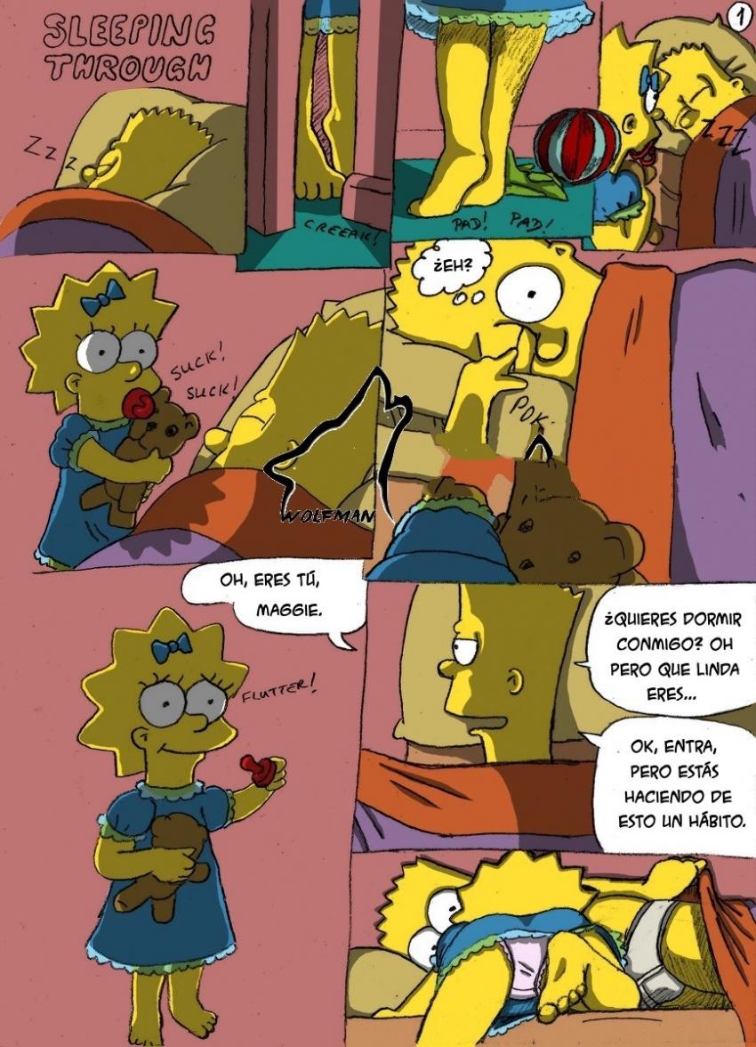 Comics Porno Relacionados Simpsons Los