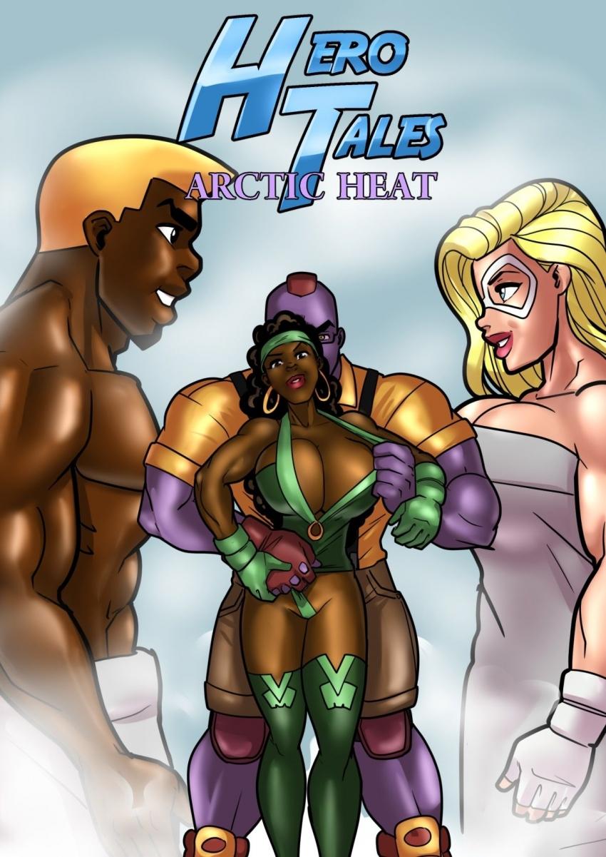 Hero Tales- Arctic Heat/Brolic's Eleven- Rabies